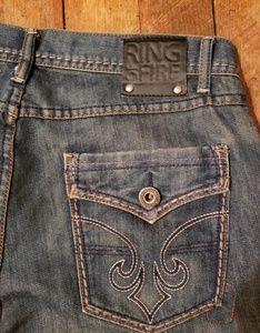 BKE Ring of Fire Men's jeans size 33 x 30